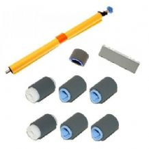 HP LaserJet LJ 4300TN 4300DTN Maintenance Roller Kit with Fitting Instructions